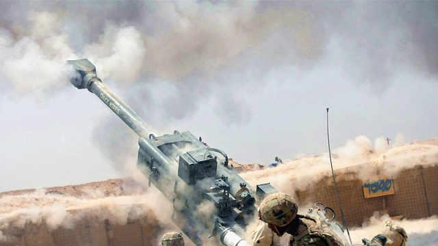 解析炮兵作战的战术与原则
