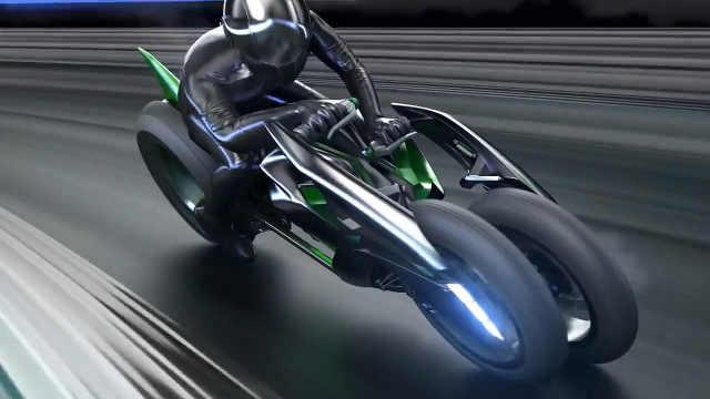 三个轮子的摩托车,上街回头率100%