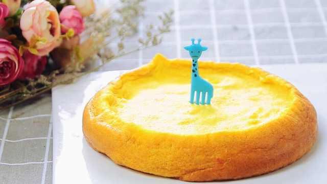 想吃蛋糕没烤箱?电饭锅蛋糕来了