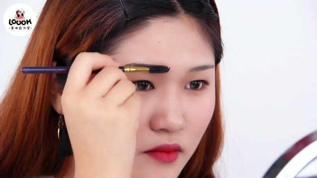 五种画眉方法,画出最适合自己眉形