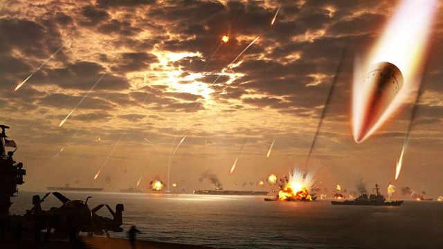 中国弹道导弹什么水平?