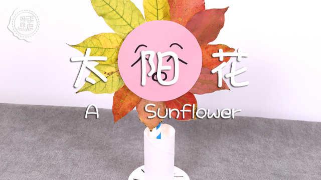 万圣节恶搞植物,丑萌鬼脸太阳花