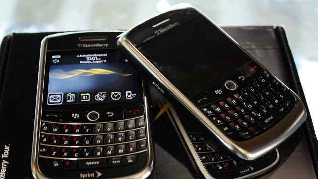 黑莓手机的30年商务之路