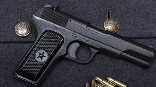 托卡列夫手枪年逾百岁仍堪称经典