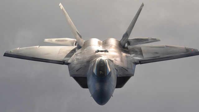 美军隐身飞机失去优势