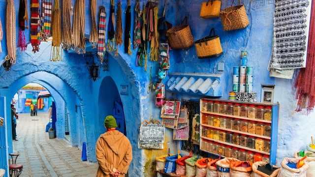 摩洛哥,《权利的游戏》取景地!