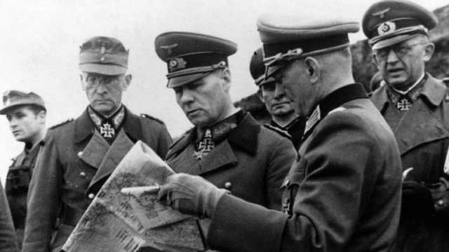 德国三大名将之一,上位史堪称传奇