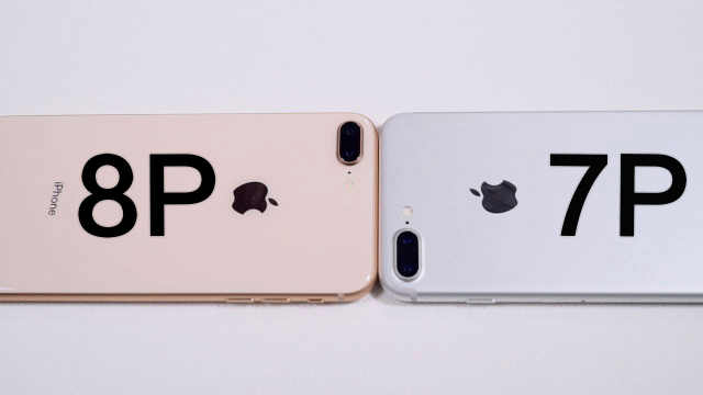 iPhone7P和iPhone8P,到底该买谁?