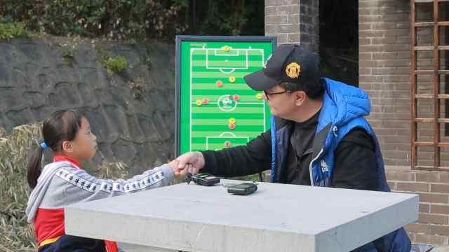 董路专访足球小将唯一女将杨佰帅!