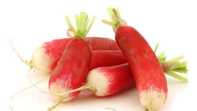 应季蔬菜萝卜,全身都是宝!