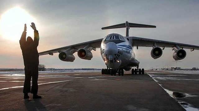 中国军用运输机订单曾遭遇欺诈