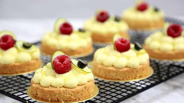达克斯水果蛋糕塔,好吃的一款甜品