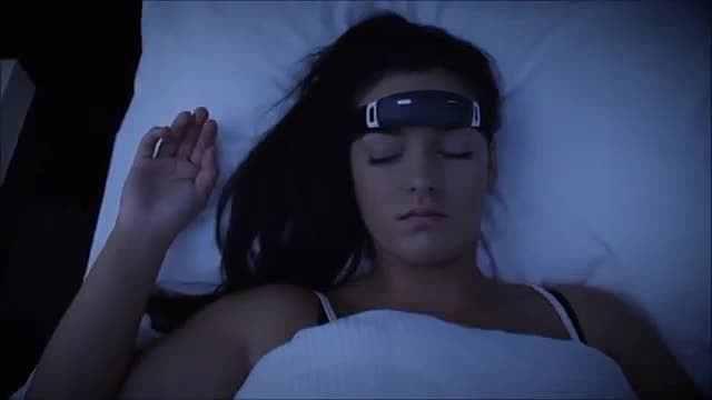可穿戴睡眠头带:盗梦空间现实版!