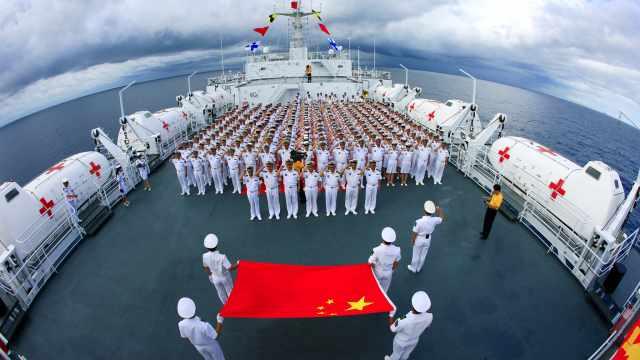 【武器排行榜】最强大的五支海军