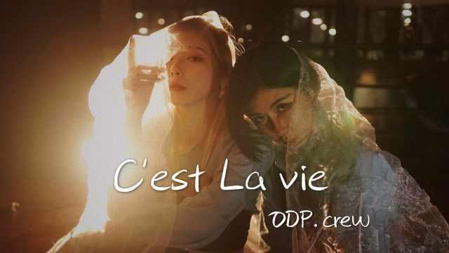 性感妩媚女神最爱《C'est La Vie》