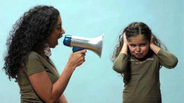 为什么越吼,孩子越不听话?