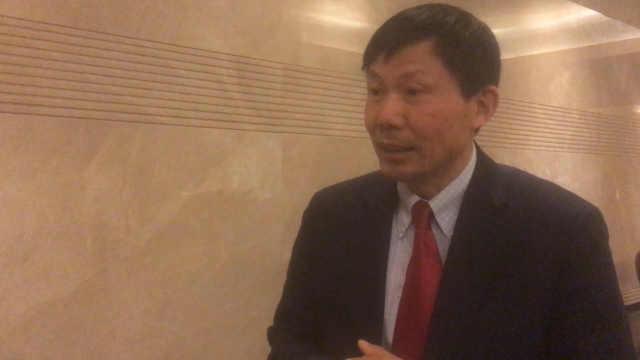 上海君耀投资总裁沈贤能谈人工智能