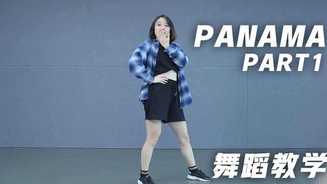 洗脑神曲《PANAMA》舞蹈教学part1