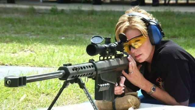 【武器排行榜】精度最高的狙击步枪
