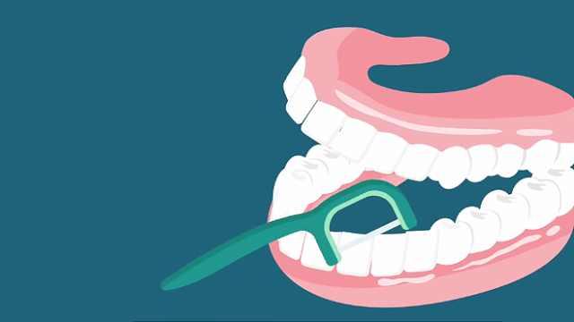 科普:为什么要拒绝使用牙签?