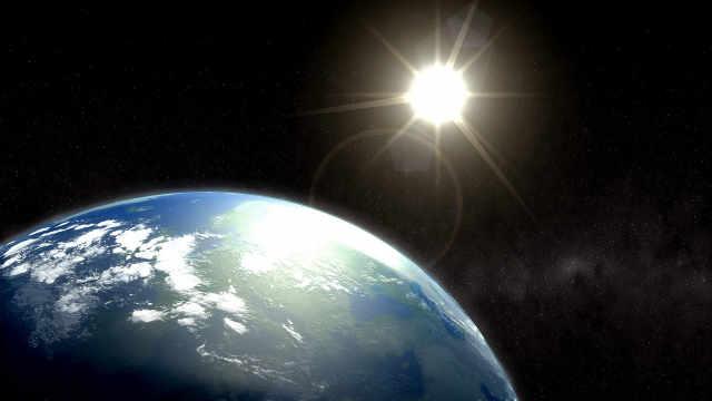 被太阳烤了几亿年,为何地球有生命