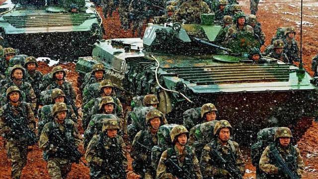 俄专家:中国陆军未来一无是处