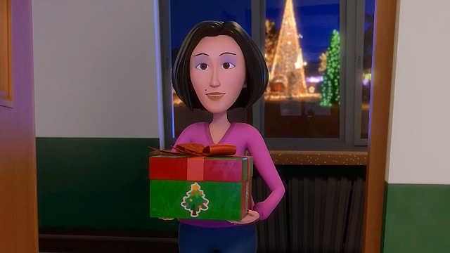这样的圣诞礼物你见过吗?