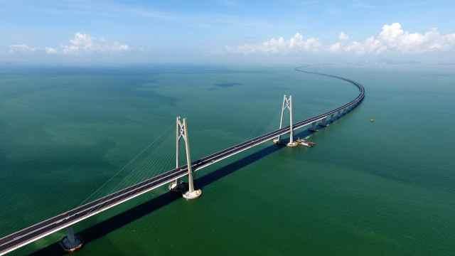 中国超级桥梁工程,斥资1000亿