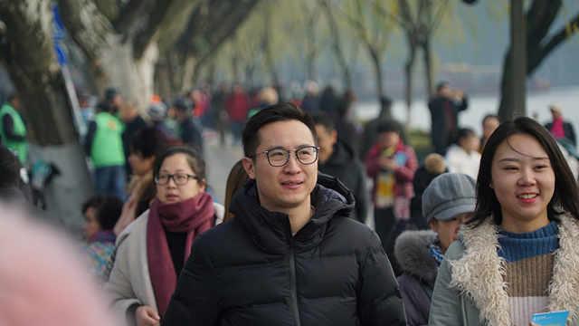杭州按下雨止键 冰冻将袭
