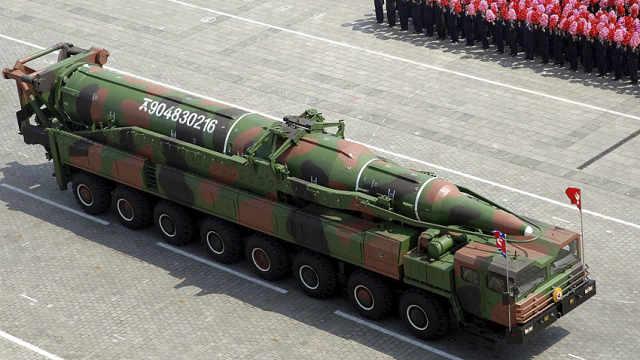 朝鲜导弹为何进步神速?