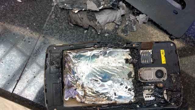 小心!为什么有的手机容易爆炸?