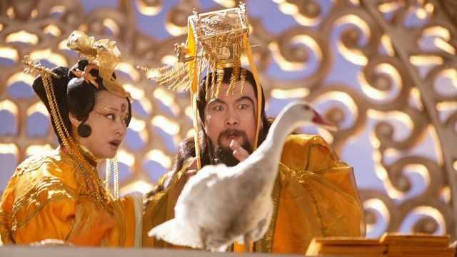 原来玉皇大帝和王母娘娘是这关系?