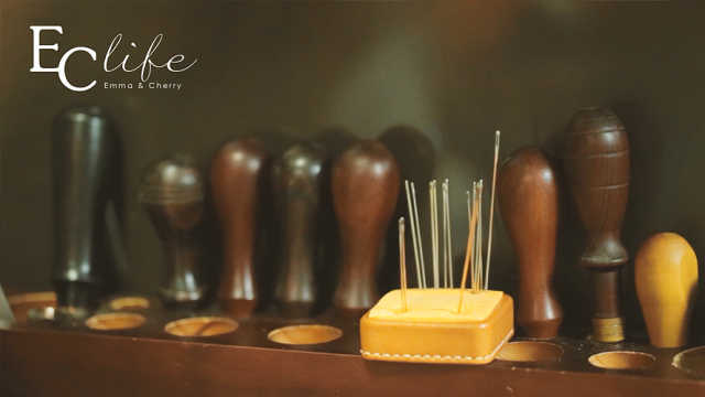 让你看懂名牌包手工皮具的制作过程