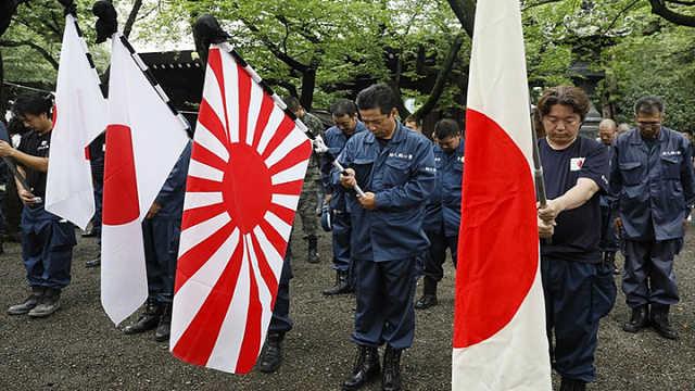 日本参拜靖国神社让中国愤怒了