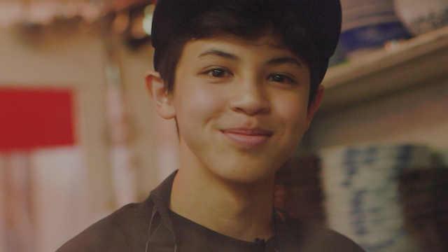 纽约14岁小小厨神,梦想自己开餐厅