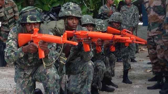 你知道印度军队有多能打吗