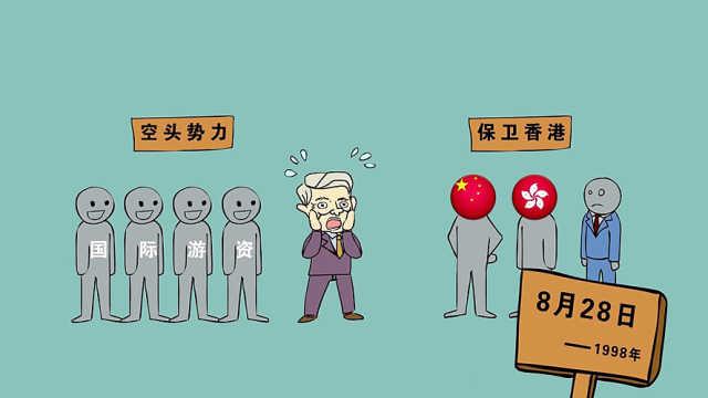 索罗斯为啥偏偏就败在了香港?