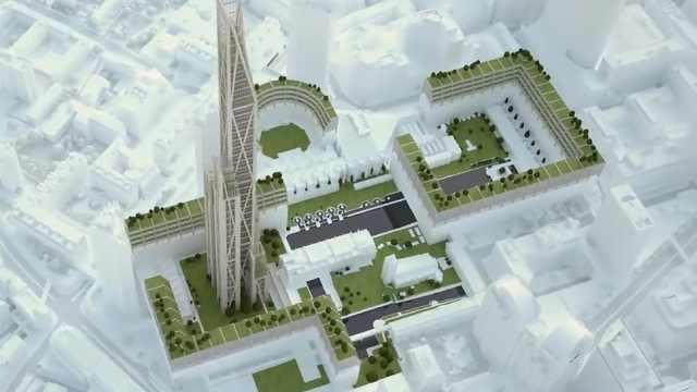 在未来,摩天大厦会是木头做的吗?