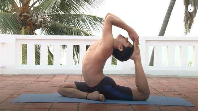 印度古式瑜伽教学:鸽王式