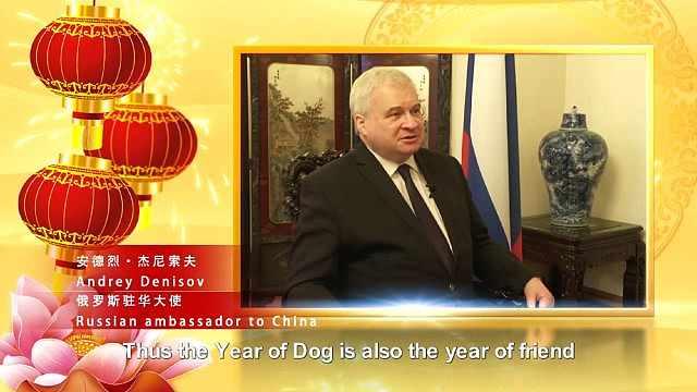 驻华大使眼中的春节