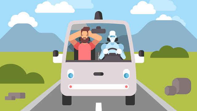 警方公布Uber无人车事故车载视频