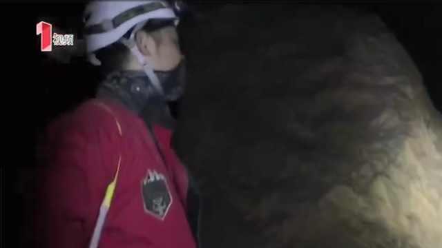 24人探险神秘洞穴,上演地心历险记