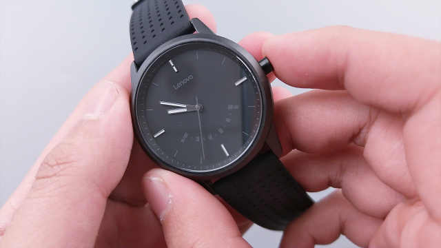 联想Watch9智能手表开箱!