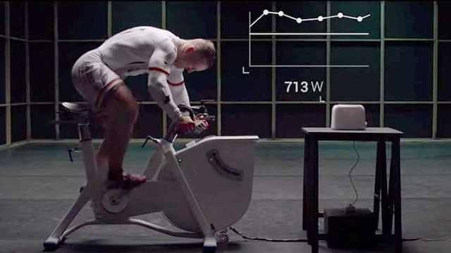 骑车输出的功率,能给手机充满电吗?