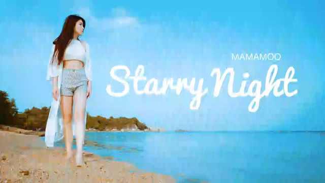 气质美女Amy翻跳《星夜》