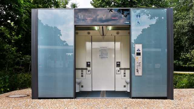 """德国最牛的""""公厕""""公司年入上亿元"""