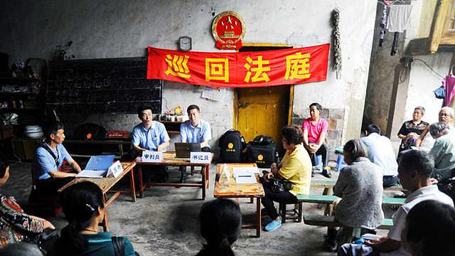 建设什么样的国——法治中国