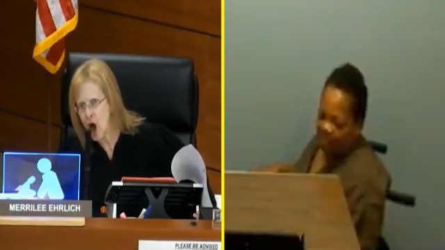 美国一法官对患病女性大喊惹争议
