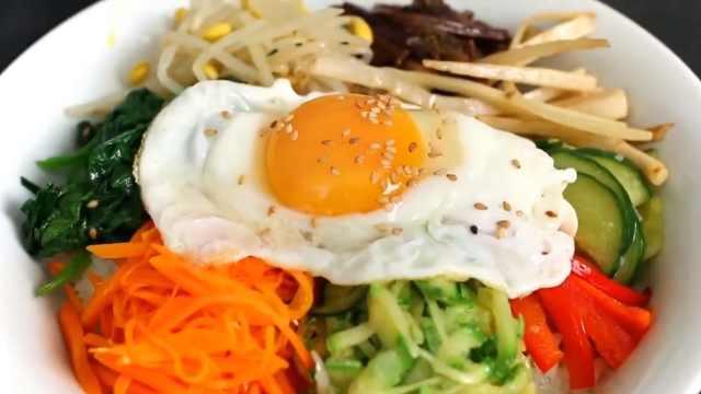颜值超高!韩国人教做正宗石锅拌饭