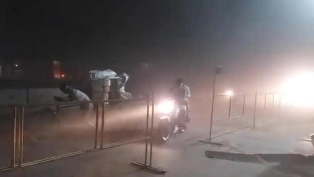 印度發生超強沙塵暴,死亡人數過百